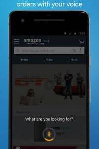 Amazon Shopping screen 2