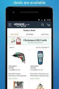 Amazon Shopping screen 6