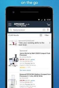 Amazon Shopping screen 3