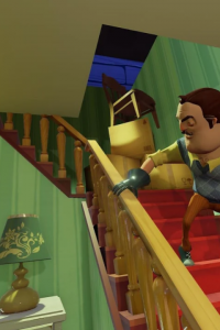 Hello Neighbor screen 1