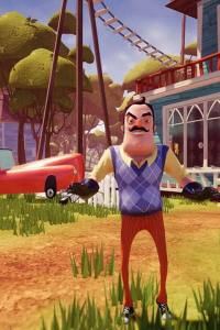 Hello Neighbor screen 3