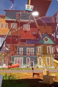 Hello Neighbor screen 4