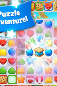 Cookie Jam - Match 3 Games & Free Puzzle Game screen 1