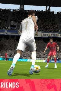 FIFA Soccer screen 2