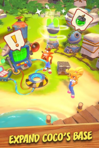 Crash Bandicoot Mobile screen 4