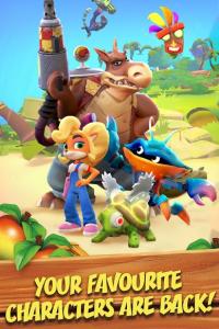 Crash Bandicoot Mobile screen 7