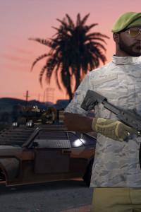 Grand Theft Auto V screen 27