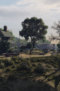 Grand Theft Auto V screen 76