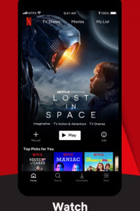 Netflix screen 7