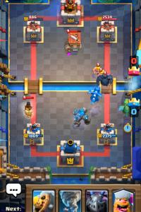 Clash Royale screen 1