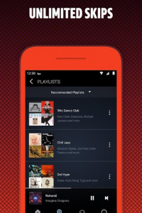 Amazon Music screen 6