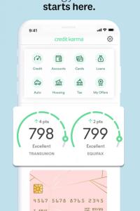 Credit Karma screen 4