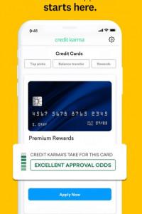 Credit Karma screen 1