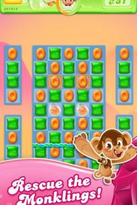 Candy Crush Jelly Saga screen 3