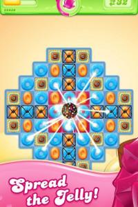 Candy Crush Jelly Saga screen 5