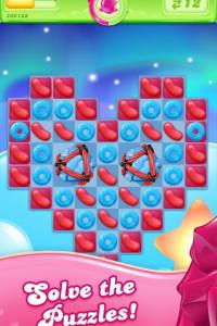 Candy Crush Jelly Saga screen 2