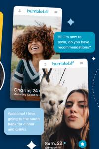 Bumble - Meet New People screen 1