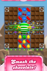 Candy Crush Saga screen 4