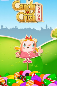Candy Crush Saga screen 2