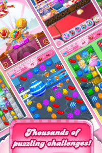Candy Crush Saga screen 5