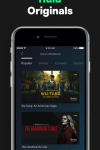 Hulu: Watch TV Shows & Movies screen 3