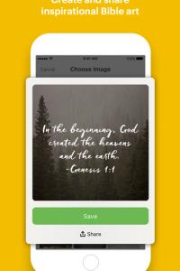 Bible screen 3