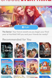 Choices: Stories You Play screen 2