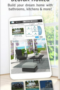 Design Home screen 2