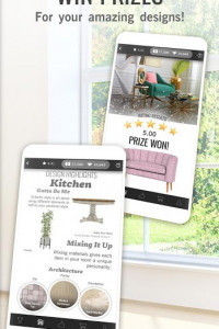 Design Home screen 1