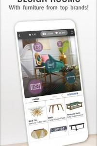Design Home screen 8