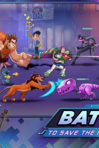 Disney Heroes: Battle Mode screen 2