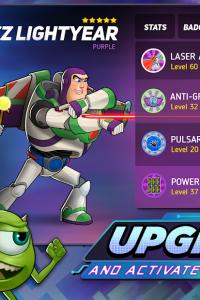 Disney Heroes: Battle Mode screen 6