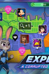 Disney Heroes: Battle Mode screen 5