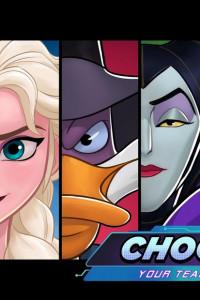 Disney Heroes: Battle Mode screen 1