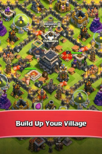 Clash of Clans screen 3