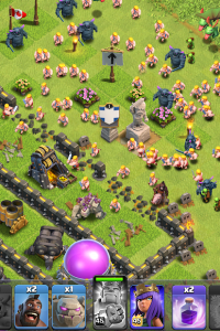 Clash of Clans screen 6