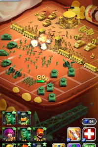 Army Men Strike screen 4