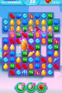 Candy Crush Soda Saga screen 11