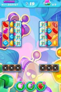 Candy Crush Soda Saga screen 1