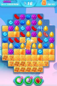 Candy Crush Soda Saga screen 3