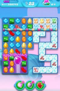 Candy Crush Soda Saga screen 2