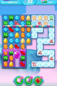 Candy Crush Soda Saga screen 9
