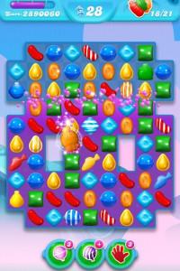 Candy Crush Soda Saga screen 4