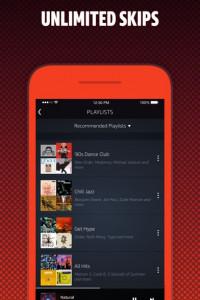 Amazon Music screen 3