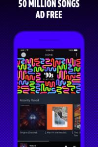 Amazon Music screen 6