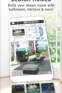 Design Home screen 2